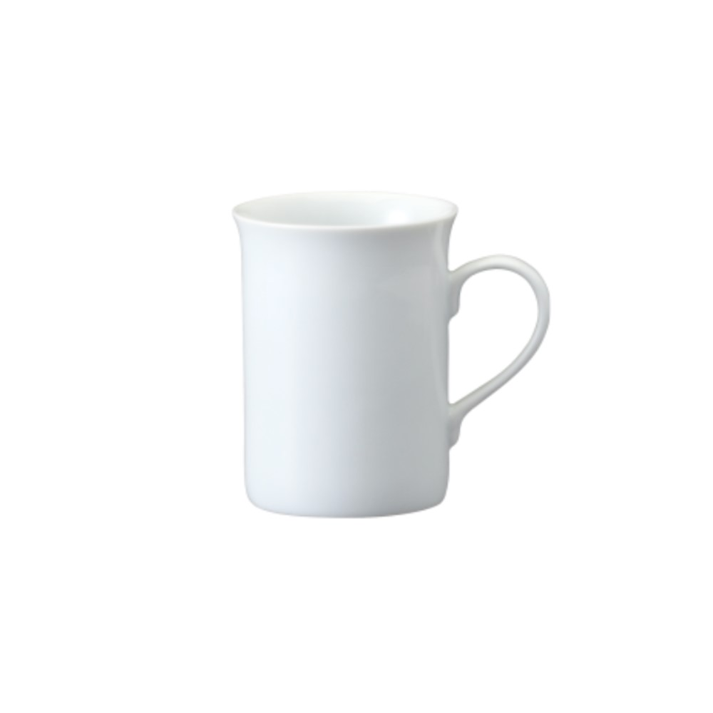 Caneca Em Porcelana 240ml Branca Ref:233.004.024 - Schmidt