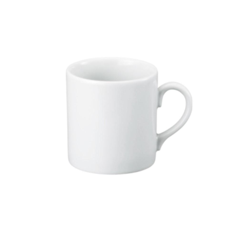 Caneca Em Porcelana 300ml Swid Branca Ref:271.004.030 - Schmidt
