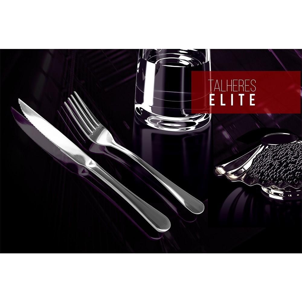 Colher De Mesa Inox Linha Elite Ref:gx6010 - Marcamix