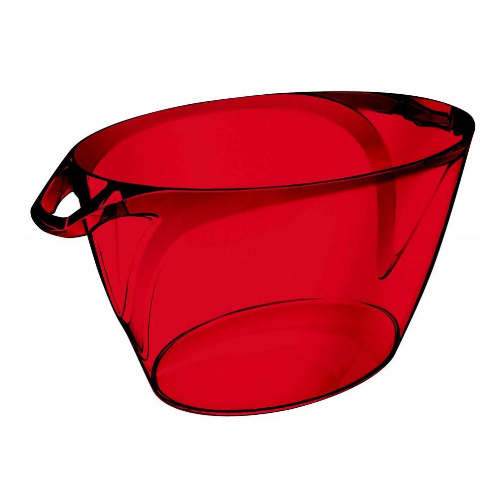 Cooler Festa Oval Vermelho Ref:6.0035.04 - Kos