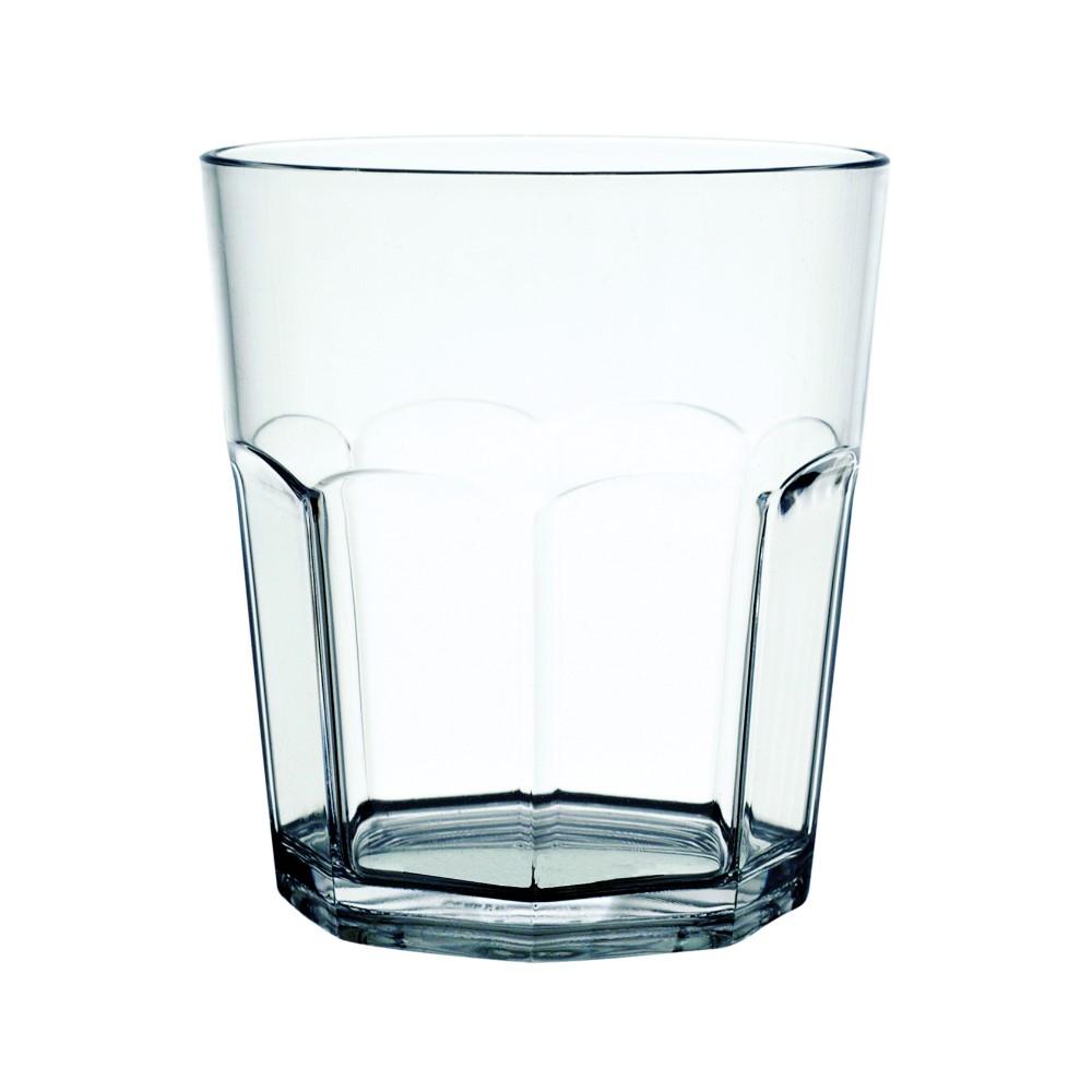 Copo Oitavado Baixo Cristal Ref:6.0025.00 - Kos