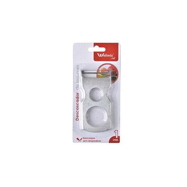 Descascador Legumes Inox Ref:wx7198 - Wellmix