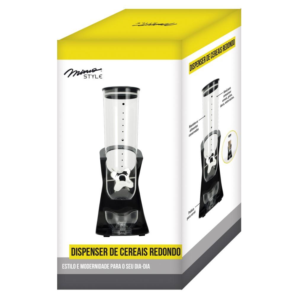 Dispenser De Cereais Redondo Ref:sf1875 - Mimo