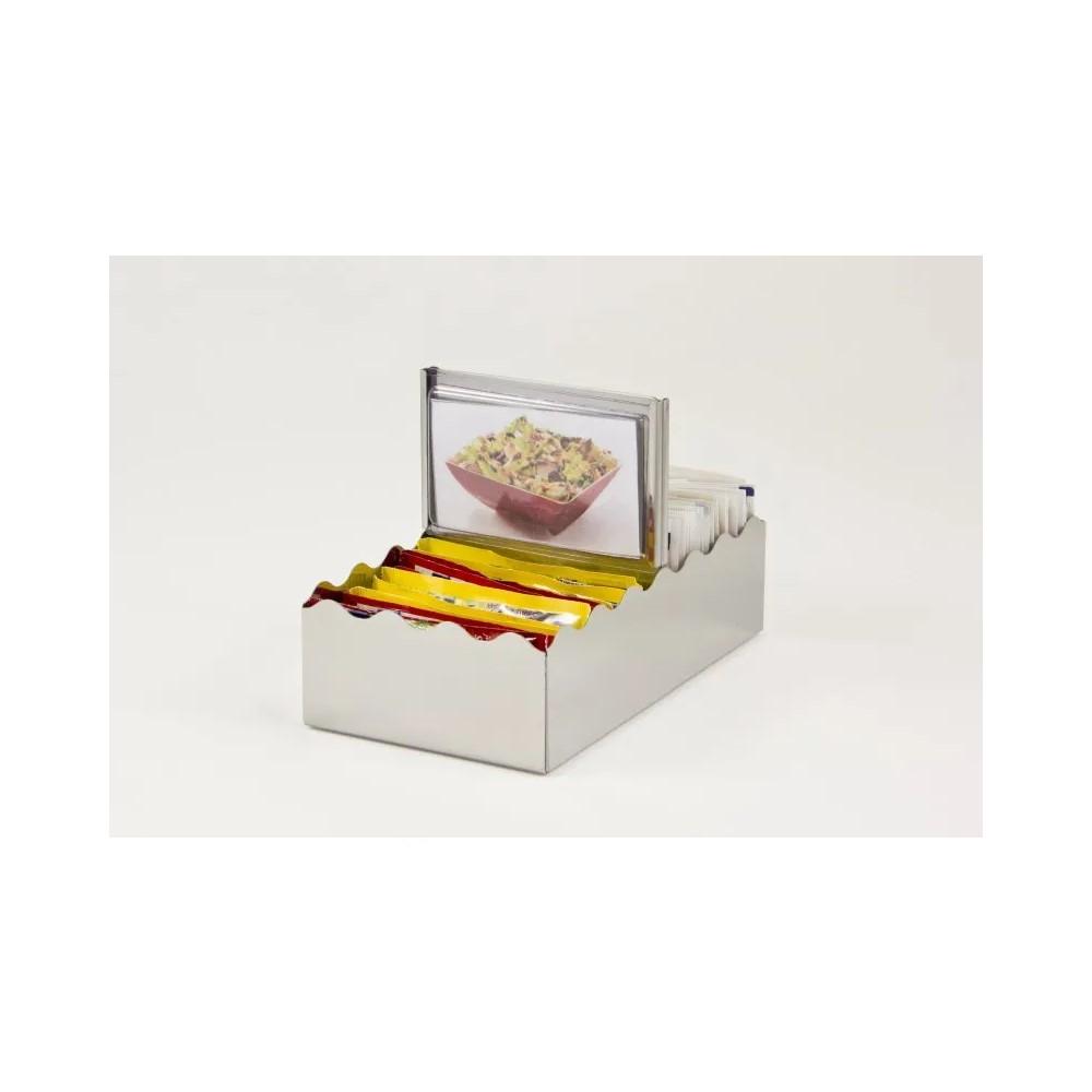 Display Inox Porta Sache Ref:281 - Allissan
