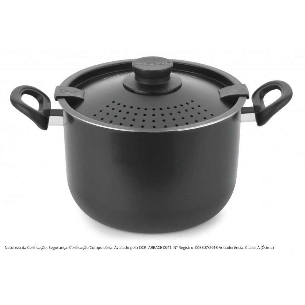 Espagueteira Antiaderente Linha Colapasta N.22 Ref:57022 - Multiflon