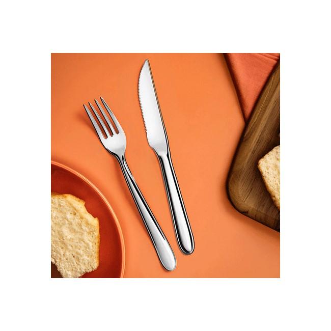 Faqueiro Inox Turim 24 Peças Ref:5111/142 - Brinox