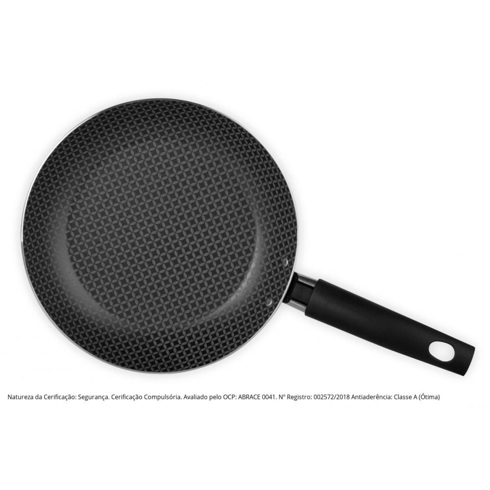 Frigideira Antiaderente N.18 Linha Gourmet Ref:55018 - Multiflon