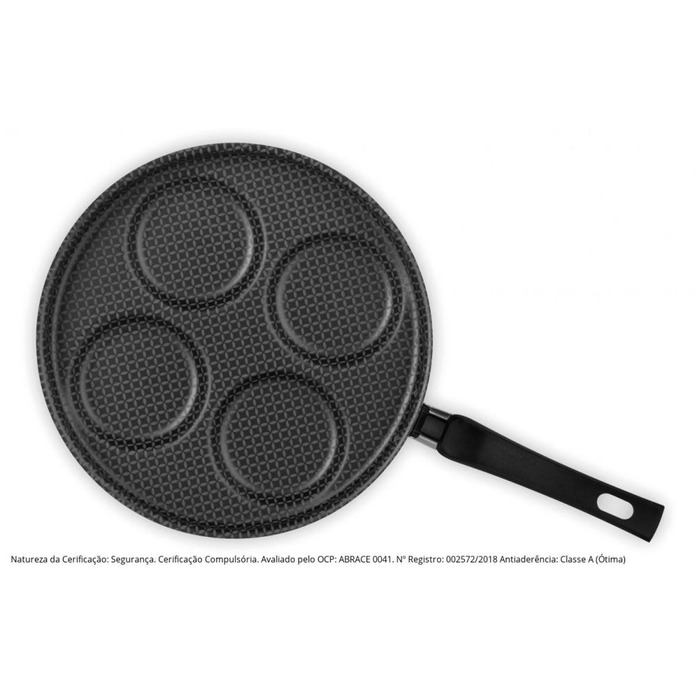 Frigideira Antiaderente Para 4 Ovos Ref:55044 - Multiflon