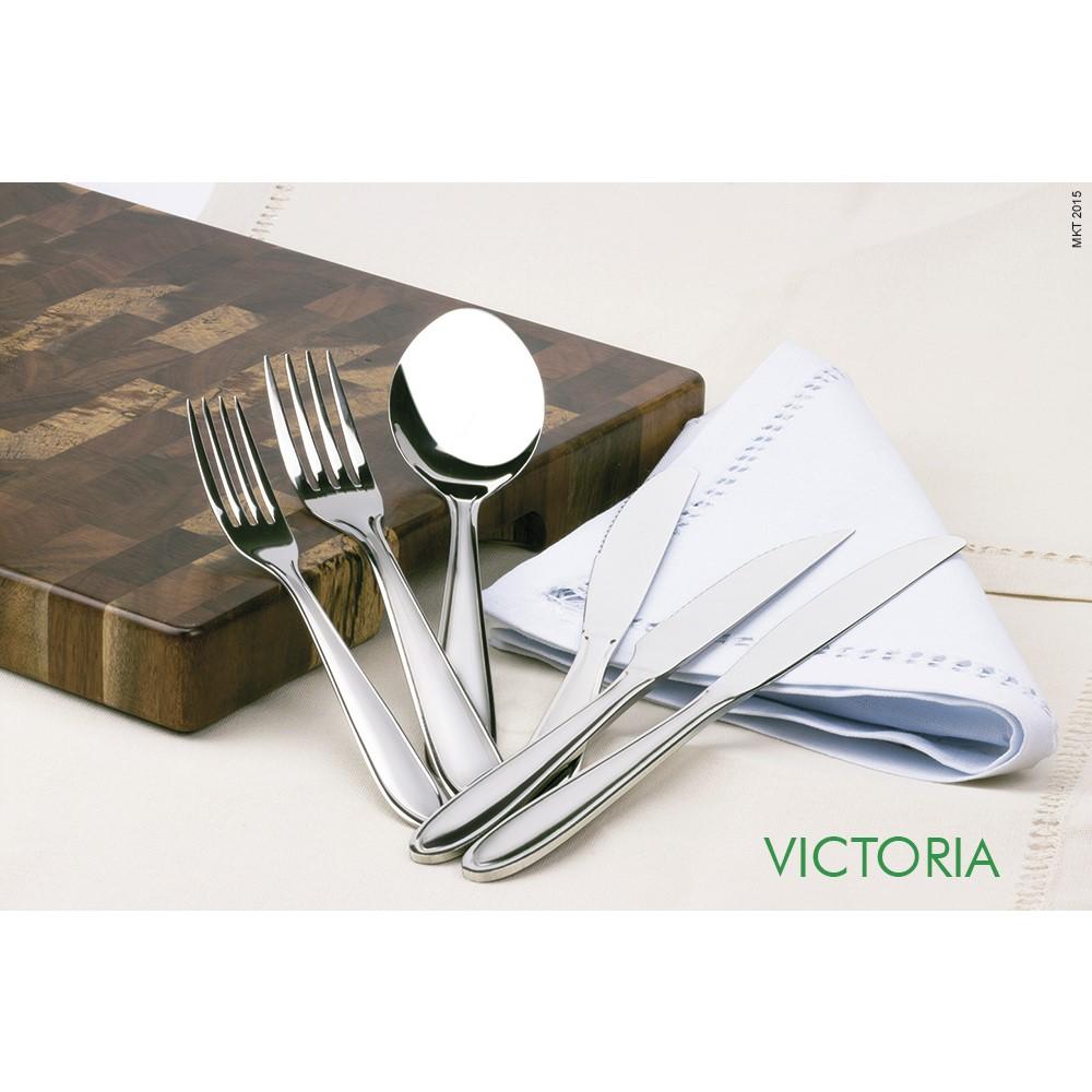 Garfo De Sobremesa Inox Linha Victoria Ref:gx2050 - Marcamix
