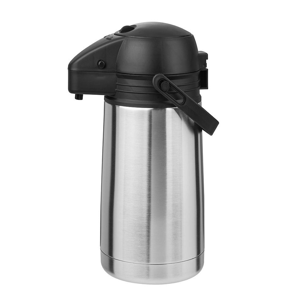 Garrafa Térmica Inox Basic Airpot 1,9 Litros Ref:tp6543 - Termopro