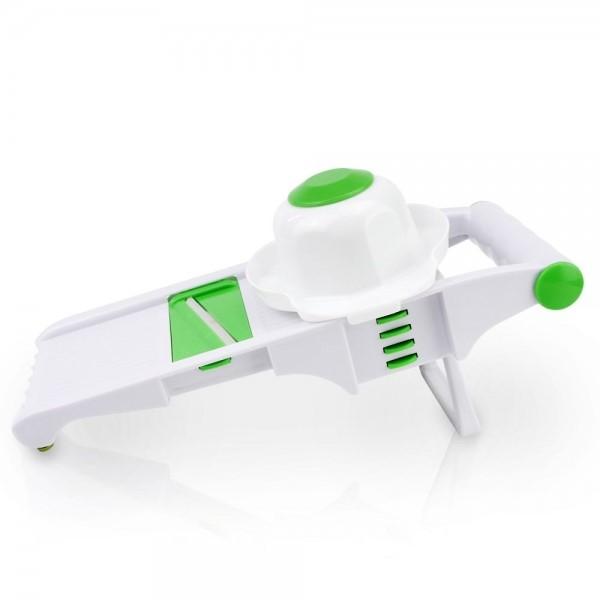 Kit Ralador Multiuso Com 4 Lâminas 28x11x10cm Ref:ck2776 - Clink
