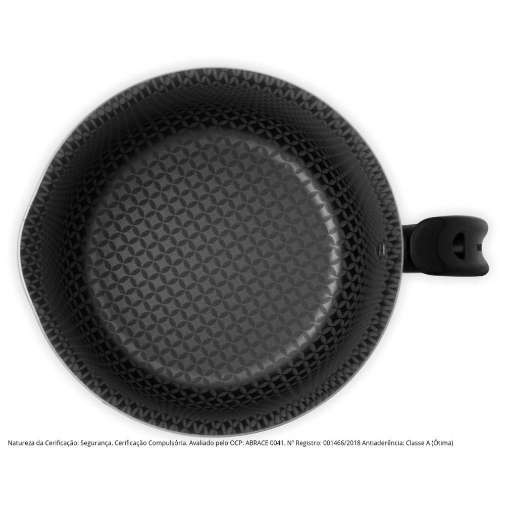 Leiteira Antiaderente N.12 Linha Gourmet Ref:54012 - Multiflon