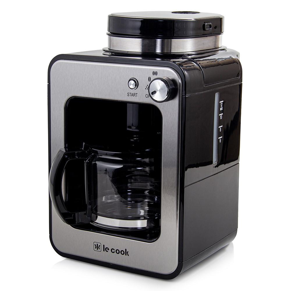 Máquina De Café Automatica Com Moedor De Grãos 127v Ref:lc1713 - Le Cook