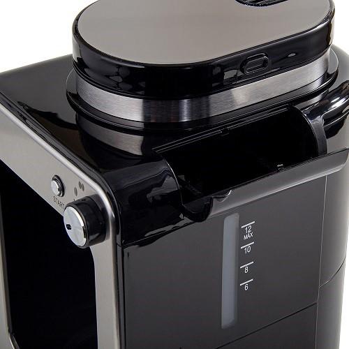 Máquina De Café Automatica Com Moedor De Grãos 220v Ref:lc1714 - Le Cook