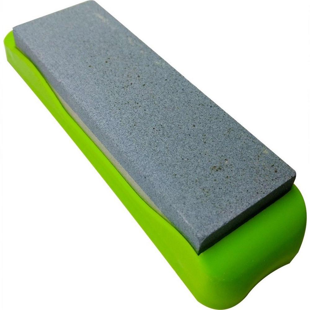 Pedra De Afiar Com Suporte 18,5cm Ref:gp305 - Gpinox