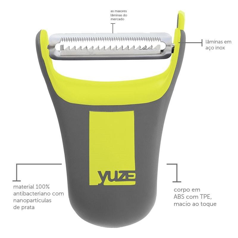 Peeler Julienne Verde Ref:011-vd - Yuze