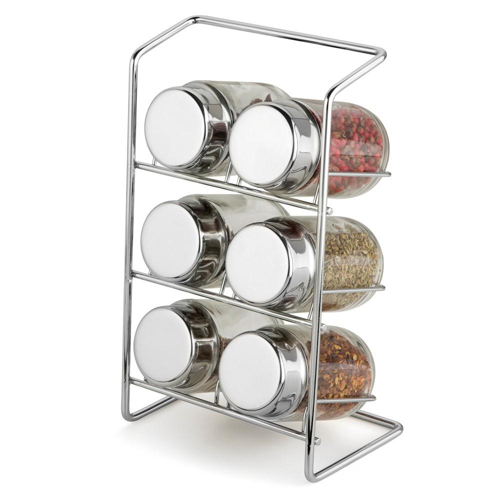 Porta Condimentos Bancada Elegance Ref:800202 - Forma Inox