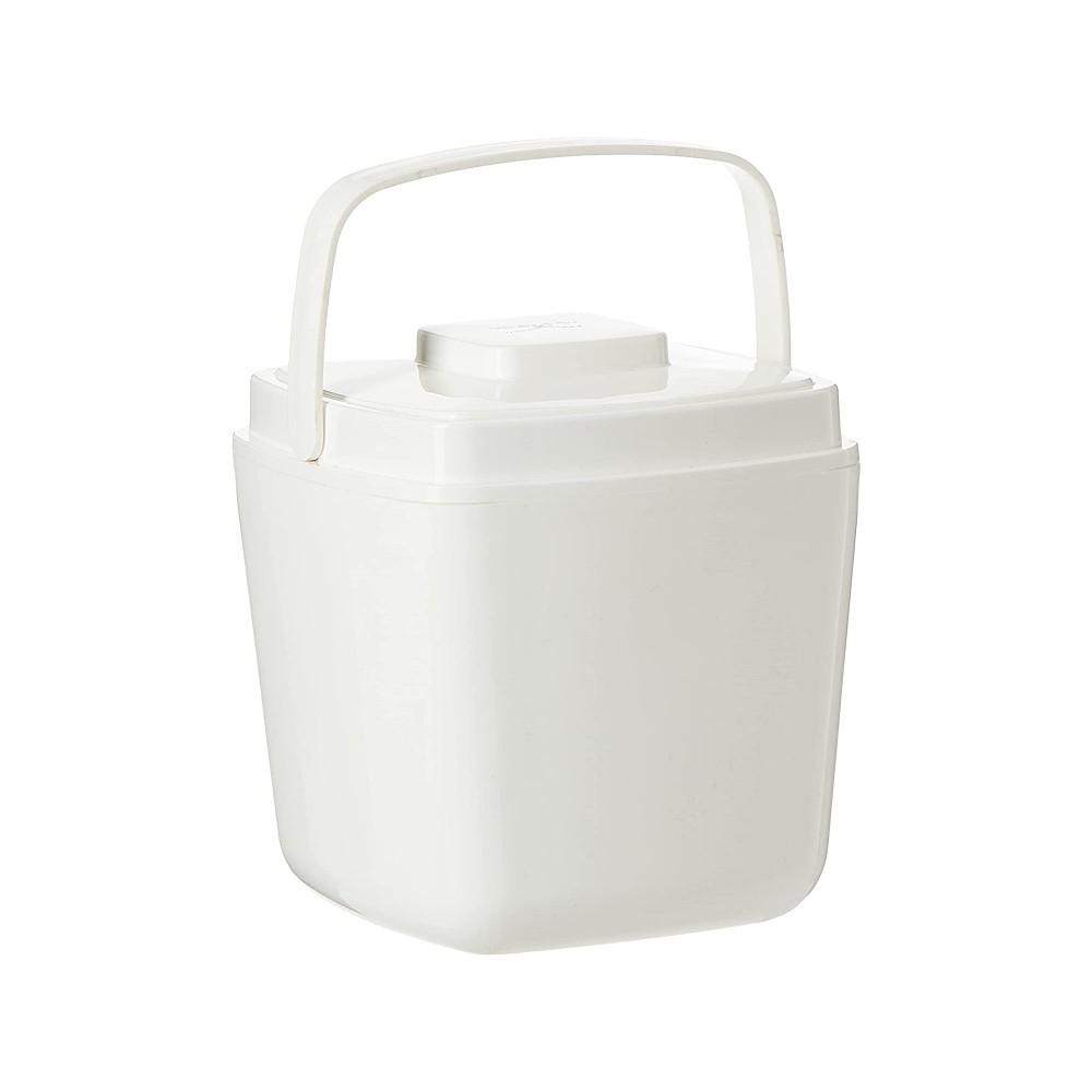 Porta Gelo 1,0 Litros Branco Ref:101231110107 - Newell