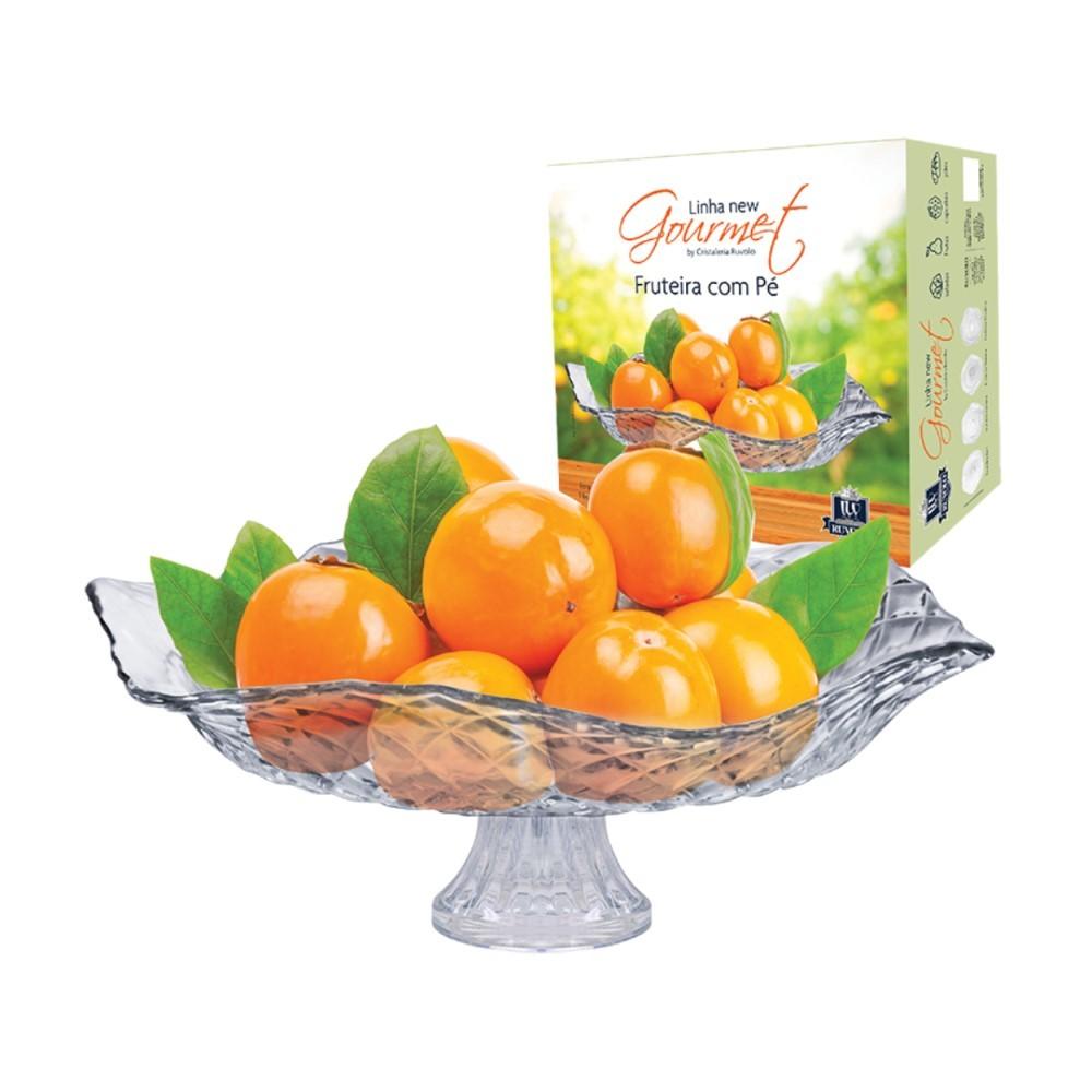 Saladeira E Fruteira Linha Gourmet Com Pé Ref:456101 - Ruvolo
