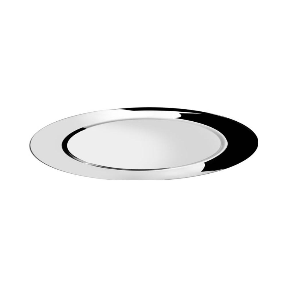 Sousplat Inox 33cm Ref:ud228 - 123 Util