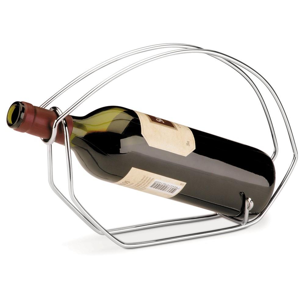 Suporte Para Vinho Inox Ref:802120 - Forma Inox