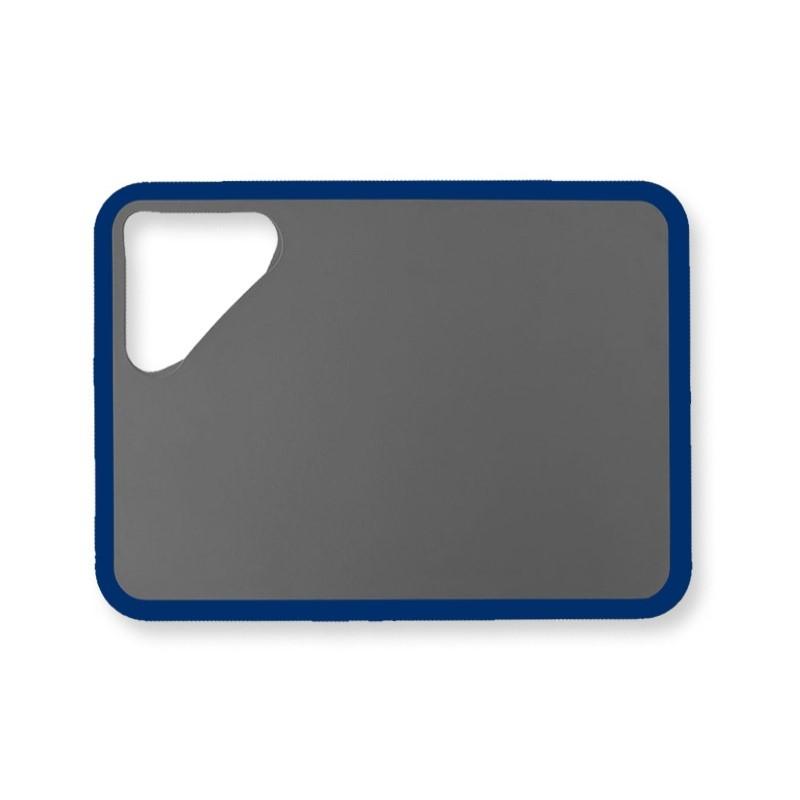 Tábua Para Corte Gourmet Azul Ref:4174 - Yuze