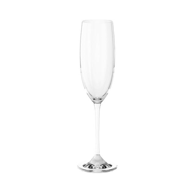 Taça De Cristal Para Espumante 220ml Linha Fizzy Ref:56113/102 - Haus Brinox