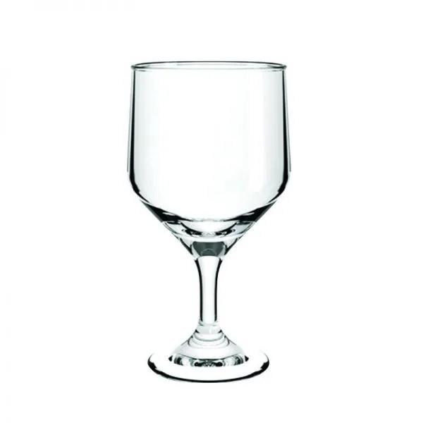 Taça De Vidro Para Vinho Buffet 260ml Ref:j7010201232461 - Nadir