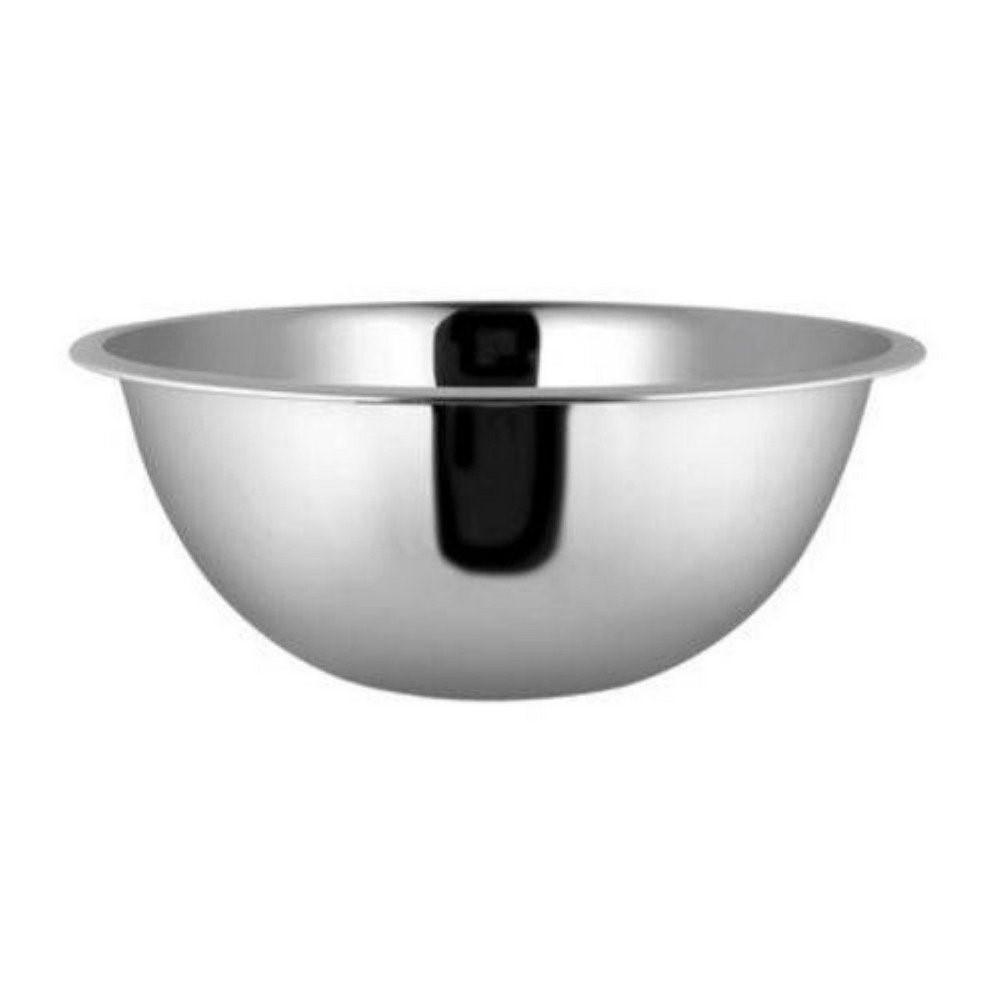 Tigela Bowl Inox 18cm Ref:gp008 - Gpinox