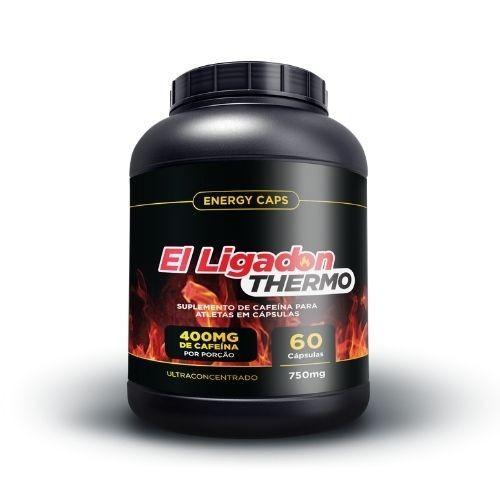 Termogênico El Ligadon Thermo 60 caps