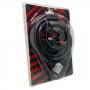 Cadeado Espiral Trava Anti Furto Chave K5 10x1500mm Zoli