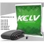 Câmara de Ar Moto Aro 18 Dianteiro/Traseiro 90/90-18 / 2.75-18 KELV Kit 2un