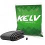 Câmara de Ar Moto Aro 18 Dianteiro/Traseiro 90/90-18 / 2.75-18 KELV Kit 4un