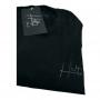 Camisa Segunda Pele Flex Fit Manga Longa Proteção UV+50 Preta Helt