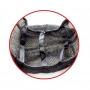 Capa Banco Térmica Nylon Flex Titan | Biz | Pop | Factor | Yes Preto Allen