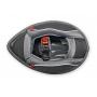 Capacete Helt 981 Avant Glass Road Preto Fosco C/ Óculos Interno Fumê