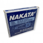 Kit Relação Lander XTZ 250 2013 Até 2020   Ténéré XTZ 250 2011 Até 2019 Aço 1045 Nakata 520x106x40x13