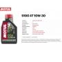 Óleo Motul 10W-30 4T 5100 Semissintético Technosynthese 1 Litro