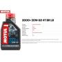 Óleo Motul 20W-50 4T 3000+ Mineral 3 Litros
