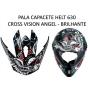 Pala Capacete Helt 630 Cross Vision Angel Original