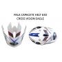 Pala Capacete Helt 630 Cross Vision Eagle Original