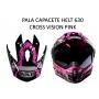 Pala Capacete Helt 630 Cross Vision Pink Original