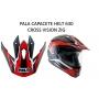 Pala Capacete Helt 630 Cross Vision Zig Original