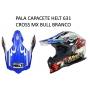 Pala Capacete Helt 631 Cross MX Bull Original