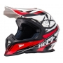 Pala Capacete Helt 631 Cross MX Racing Original