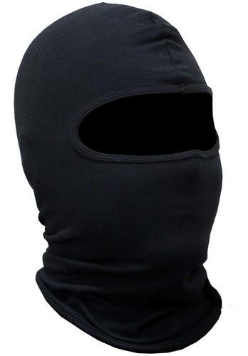 Balaclava Touca Ninja Térmica Preta Tamanho Único Unifort