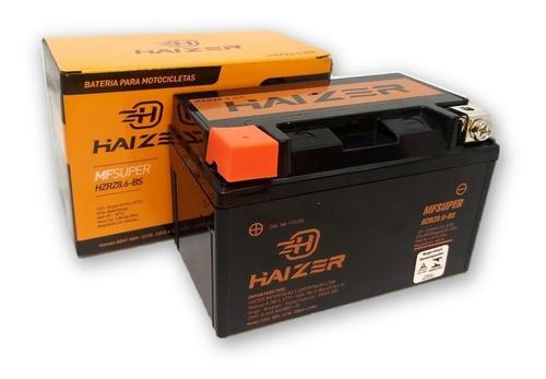 Bateria Moto Hornet / Cbr 1000 / Cbr 600rr Haizer 12v 8.6ah