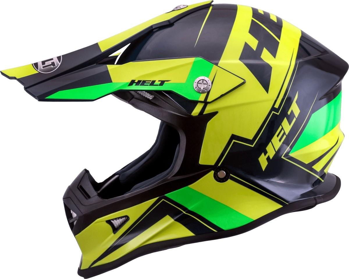 Capacete Helt 631 Motocross MX Durango