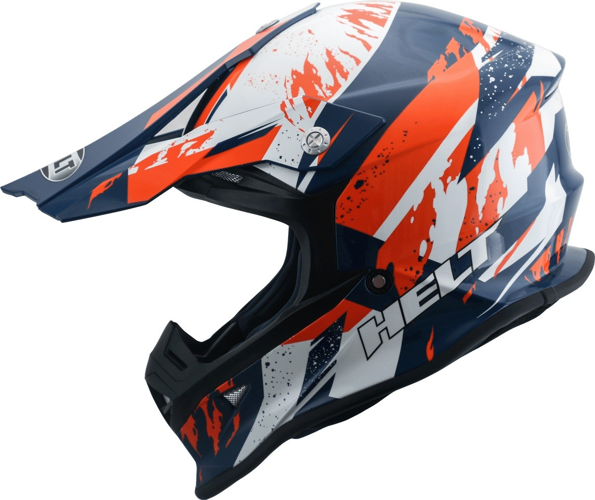 Capacete Helt 631 Motocross MX Traction