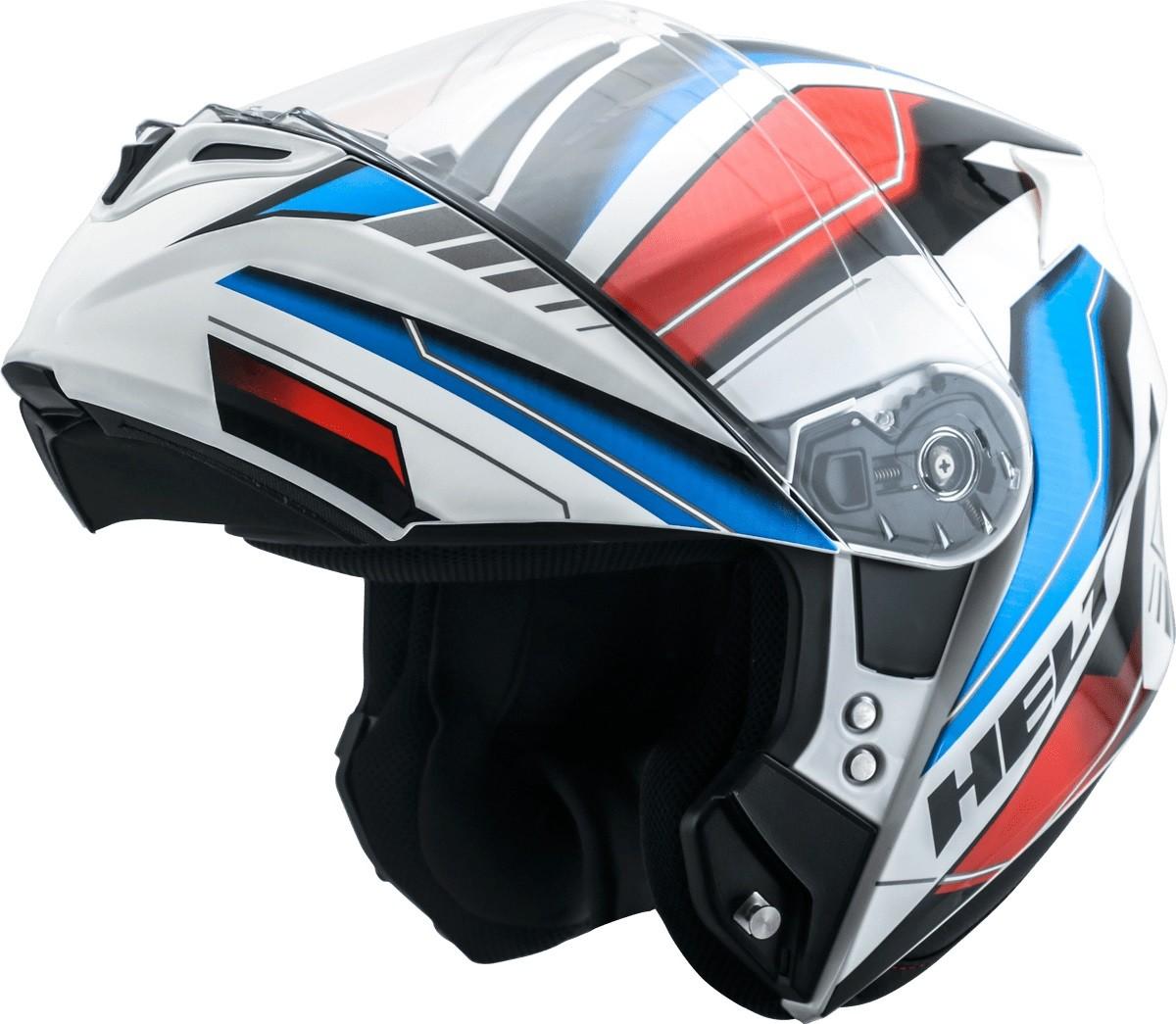 Capacete Helt Escamoteável 938 New Hippo Rider II